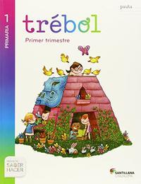 Libro GLOBALIZADO TREBOL 1º PRIMARIA PAUTA ANDALUCIA ED. 2015