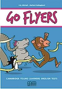 Libro GO FLYERS STUDENT´S BOOK +CD