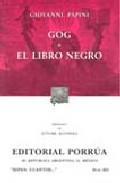 Libro GOG; EL LIBRO NEGRO