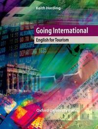 Libro GOING INTERNATIONAL: ENGLISH FOR TOURISM