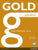 Libro GOLD PRE-FIRST MAXIMISER WITH KEY ED 2013