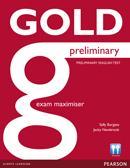 Libro GOLD PRELIMINARY MAXIMISER WITHOUT KEY ED 2013