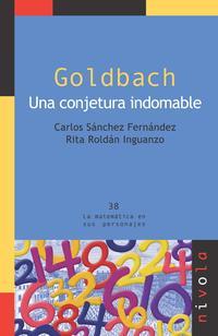 Libro GOLDBACH UNA CONJETURA INDOMABLE