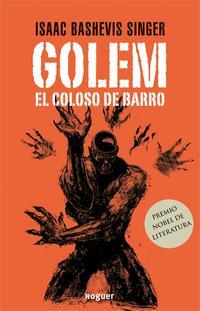 Libro GOLEM, EL COLOSO DE BARRO