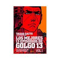 Libro GOLGO 13 VOL.1