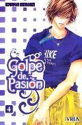 Libro GOLPE DE PASION Nº 4