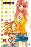 Libro GOLPE DE PASION Nº 7
