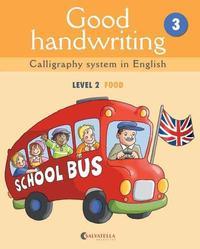 Libro GOOD HANDWRITING 3