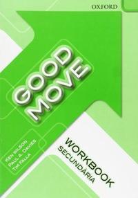Libro GOOD MOVE WORKBOOK CATALAN