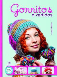 Libro GORRITOS DIVERTIDOS