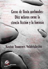 Libro GOTAS DE LLUVIA QUEBRADAS