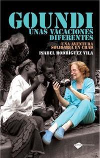 Libro GOUNDI: UNAS VACACIONES DIFERENTES