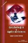 Libro GRAFOLOGIA Y APLICACIONES