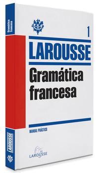 Libro GRAMATICA FRANCESA LAROUSSE