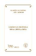 Libro GRAMATICA HISTORICA DE LA LENGUA RUSA