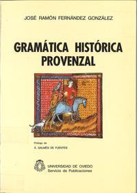 Libro GRAMATICA HISTORICA PROVENZAL