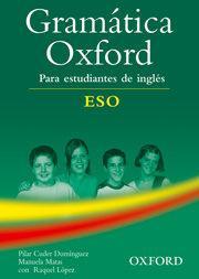 Libro GRAMATICA OXFORD PARA ESTUDIANTES DE INGLES