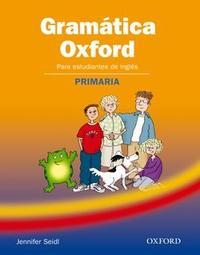 Libro GRAMATICA OXFORD: PARA ESTUDIANTES DE INGLES