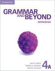 Libro GRAMMAR AND BEYOND LEVEL 4 WORKBOOK A