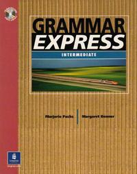 Libro GRAMMAR EXPRESS, WITH ANSWER KEY BOOK WITH EDITING CD-ROM WITHOUT ANSWER KEY