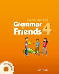 Libro GRAMMAR FRIENDS 4