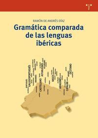 Libro GRAMÁTICA COMPARADA DE LAS LENGUAS IBÉRICAS