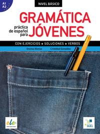 Libro GRAMÁTICA PRÁCTICA DEL ESPAÑOL PARA JÓVENES