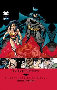 Libro GRANDES AUTORES DE BATMAN: GAB BRIAN K. VAUGHAN