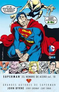 Libro GRANDES AUTORES DE SUPERMAN: JOHN BYRNE - EL HOMBRE ACERO 10