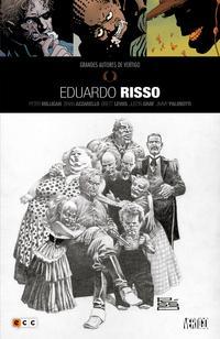 Libro GRANDES AUTORES DE VERTIGO: EDUARDO RISSO