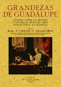 Libro GRANDEZAS DE GUADALUPE
