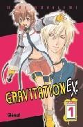 Libro GRAVITATION EX Nº 1