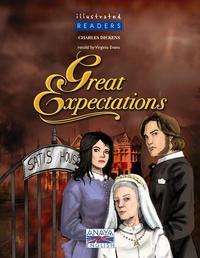 Libro GREAT EXPECTATIONS. SEGUNDO CICLO ESO - 3º