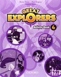 Libro GREAT EXPLORERS 4 AB