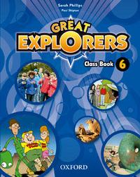 Libro GREAT EXPLORERS 6º PRIMARIAREVISED ED 2015