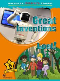 Libro GREAT INVENTIONS LOST