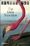 Libro GREAT NATURALISTS