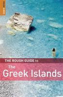 Libro GREEK ISLANDS