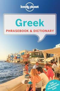 Libro GREEK PHRASEBOOK & DICTIONARY 6TH ED