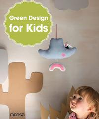 Libro GREEN DESIGN FOR KIDS