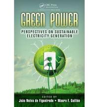 Libro GREEN POWER: PERSPECTIVES ON SUSTAINABLE ELECTRICITY GENERATION