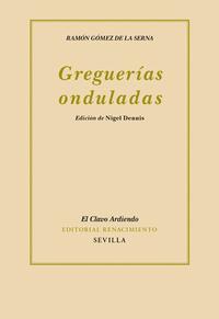 Libro GREGUERIAS ONDULADAS
