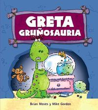 Libro GRETA GRUÑOSAURIA