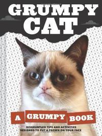 Libro GRUMPY CAT: A GRUMPY BOOK
