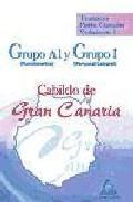 Libro GRUPO A1Y GRUPO IDEL CABILDO DE GRAN CANARIA. TEMARIO PARTE COMUN. VOLUMEN I