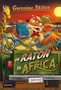 Libro GS 62 :UN RATÓN EN ÁFRICA
