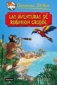 Libro GS GRANDES HISTORIAS: LAS AVENTURAS DE ROBINSON CRUSOE