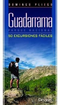 Libro GUADARRAMA PARQUE NACIONAL: 50 EXCURSIONES FÁCILES
