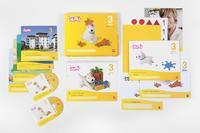 Libro GUAU EDUCACION INFANTIL 1ER TRIMESTRE, 3 AÑOS, ED 2013