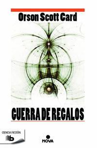 Libro GUERRA DE REGALOS